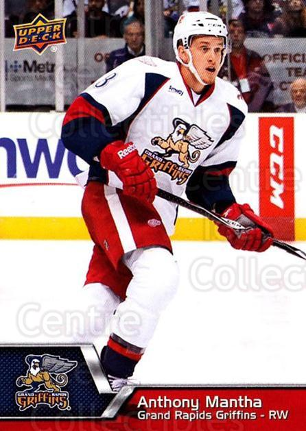 2014-15 Upper Deck AHL #141 Anthony Mantha<br/>1 In Stock - $2.00 each - <a href=https://centericecollectibles.foxycart.com/cart?name=2014-15%20Upper%20Deck%20AHL%20%23141%20Anthony%20Mantha...&quantity_max=1&price=$2.00&code=682290 class=foxycart> Buy it now! </a>