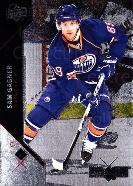 2011-12 Black Diamond #39 Sam Gagner<br/>5 In Stock - $1.00 each - <a href=https://centericecollectibles.foxycart.com/cart?name=2011-12%20Black%20Diamond%20%2339%20Sam%20Gagner...&quantity_max=5&price=$1.00&code=682338 class=foxycart> Buy it now! </a>