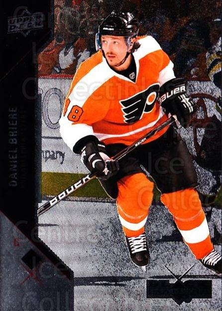 2011-12 Black Diamond #58 Daniel Briere<br/>5 In Stock - $1.00 each - <a href=https://centericecollectibles.foxycart.com/cart?name=2011-12%20Black%20Diamond%20%2358%20Daniel%20Briere...&quantity_max=5&price=$1.00&code=682357 class=foxycart> Buy it now! </a>