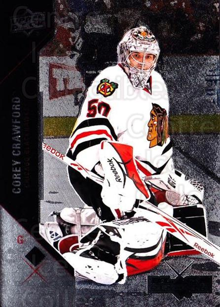 2011-12 Black Diamond #75 Corey Crawford<br/>4 In Stock - $1.00 each - <a href=https://centericecollectibles.foxycart.com/cart?name=2011-12%20Black%20Diamond%20%2375%20Corey%20Crawford...&quantity_max=4&price=$1.00&code=682374 class=foxycart> Buy it now! </a>
