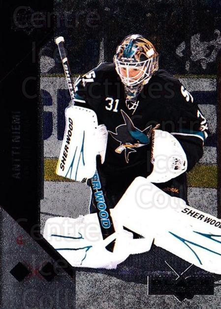 2011-12 Black Diamond #103 Antti Niemi<br/>1 In Stock - $2.00 each - <a href=https://centericecollectibles.foxycart.com/cart?name=2011-12%20Black%20Diamond%20%23103%20Antti%20Niemi...&quantity_max=1&price=$2.00&code=682402 class=foxycart> Buy it now! </a>