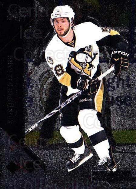 2011-12 Black Diamond #124 Kristopher Letang<br/>1 In Stock - $2.00 each - <a href=https://centericecollectibles.foxycart.com/cart?name=2011-12%20Black%20Diamond%20%23124%20Kristopher%20Leta...&quantity_max=1&price=$2.00&code=682423 class=foxycart> Buy it now! </a>
