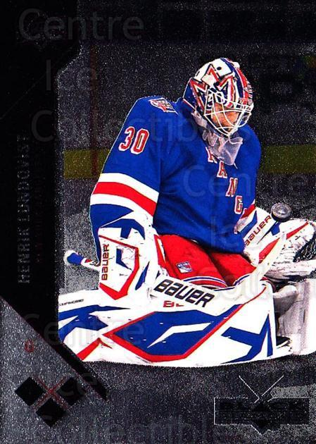 2011-12 Black Diamond #157 Henrik Lundqvist<br/>1 In Stock - $5.00 each - <a href=https://centericecollectibles.foxycart.com/cart?name=2011-12%20Black%20Diamond%20%23157%20Henrik%20Lundqvis...&quantity_max=1&price=$5.00&code=682456 class=foxycart> Buy it now! </a>