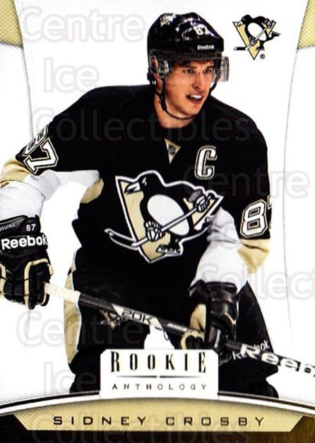 2012-13 Panini Rookie Anthology #36 Sidney Crosby<br/>1 In Stock - $3.00 each - <a href=https://centericecollectibles.foxycart.com/cart?name=2012-13%20Panini%20Rookie%20Anthology%20%2336%20Sidney%20Crosby...&quantity_max=1&price=$3.00&code=683118 class=foxycart> Buy it now! </a>
