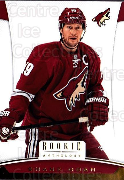 2012-13 Panini Rookie Anthology #62 Shane Doan<br/>3 In Stock - $1.00 each - <a href=https://centericecollectibles.foxycart.com/cart?name=2012-13%20Panini%20Rookie%20Anthology%20%2362%20Shane%20Doan...&quantity_max=3&price=$1.00&code=683144 class=foxycart> Buy it now! </a>