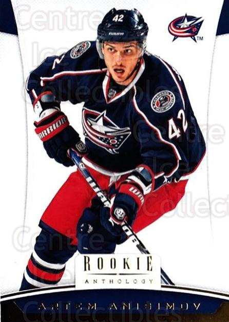 2012-13 Panini Rookie Anthology #96 Artem Anisimov<br/>3 In Stock - $1.00 each - <a href=https://centericecollectibles.foxycart.com/cart?name=2012-13%20Panini%20Rookie%20Anthology%20%2396%20Artem%20Anisimov...&quantity_max=3&price=$1.00&code=683178 class=foxycart> Buy it now! </a>
