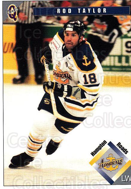 1998-99 Hampton Roads Admirals #13 Rod Taylor<br/>1 In Stock - $3.00 each - <a href=https://centericecollectibles.foxycart.com/cart?name=1998-99%20Hampton%20Roads%20Admirals%20%2313%20Rod%20Taylor...&quantity_max=1&price=$3.00&code=68327 class=foxycart> Buy it now! </a>