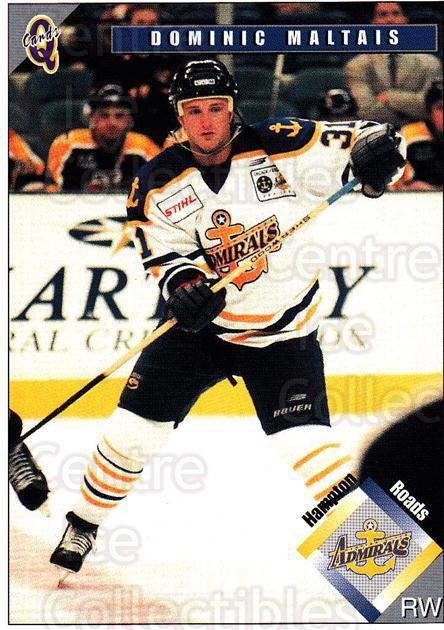 1998-99 Hampton Roads Admirals #22 Dominic Maltais<br/>2 In Stock - $3.00 each - <a href=https://centericecollectibles.foxycart.com/cart?name=1998-99%20Hampton%20Roads%20Admirals%20%2322%20Dominic%20Maltais...&quantity_max=2&price=$3.00&code=68335 class=foxycart> Buy it now! </a>