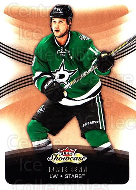 2015-16 Fleer Showcase #81 Jamie Benn<br/>3 In Stock - $1.00 each - <a href=https://centericecollectibles.foxycart.com/cart?name=2015-16%20Fleer%20Showcase%20%2381%20Jamie%20Benn...&quantity_max=3&price=$1.00&code=683521 class=foxycart> Buy it now! </a>
