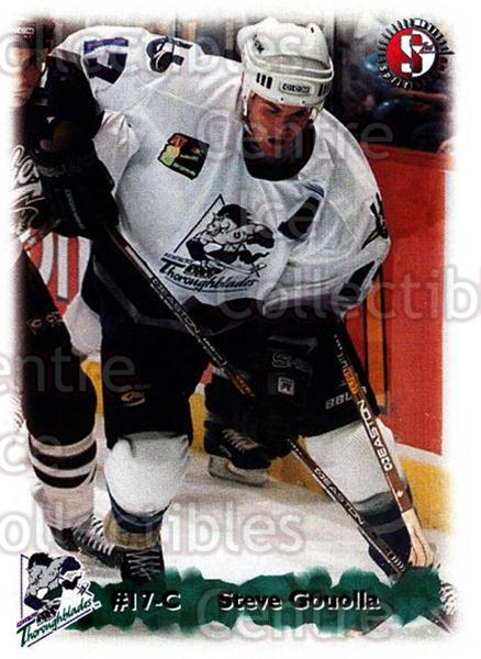 1998-99 Kentucky Thoroughblades #11 Stephen Guolla<br/>5 In Stock - $3.00 each - <a href=https://centericecollectibles.foxycart.com/cart?name=1998-99%20Kentucky%20Thoroughblades%20%2311%20Stephen%20Guolla...&quantity_max=5&price=$3.00&code=68402 class=foxycart> Buy it now! </a>