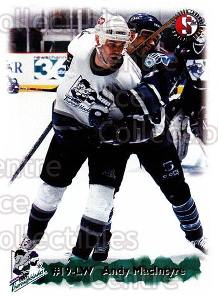1998-99 Kentucky Thoroughblades #16 Andy MacIntyre<br/>9 In Stock - $3.00 each - <a href=https://centericecollectibles.foxycart.com/cart?name=1998-99%20Kentucky%20Thoroughblades%20%2316%20Andy%20MacIntyre...&quantity_max=9&price=$3.00&code=68407 class=foxycart> Buy it now! </a>