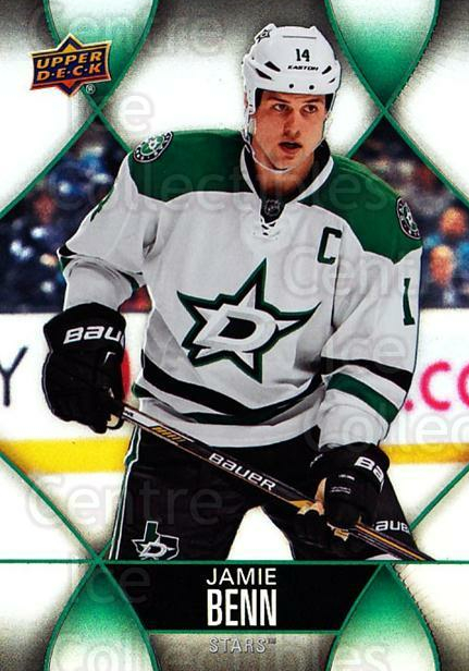 2016-17 Tim Hortons #14 Jamie Benn<br/>7 In Stock - $1.00 each - <a href=https://centericecollectibles.foxycart.com/cart?name=2016-17%20Tim%20Hortons%20%2314%20Jamie%20Benn...&quantity_max=7&price=$1.00&code=684384 class=foxycart> Buy it now! </a>