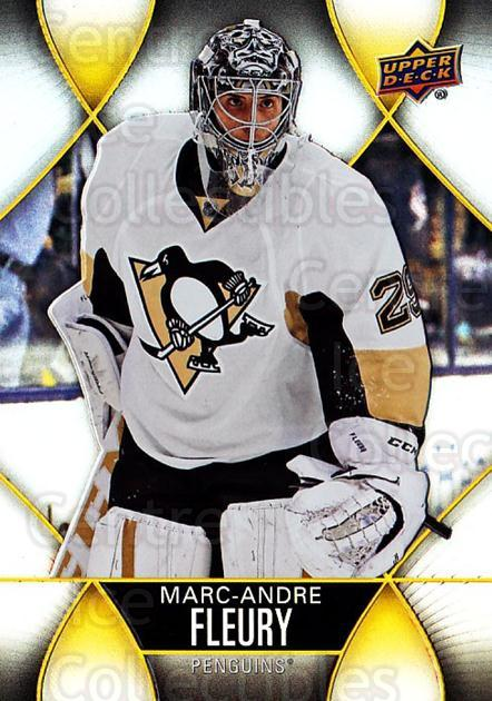 2016-17 Tim Hortons #66 Marc-Andre Fleury<br/>6 In Stock - $2.00 each - <a href=https://centericecollectibles.foxycart.com/cart?name=2016-17%20Tim%20Hortons%20%2366%20Marc-Andre%20Fleu...&quantity_max=6&price=$2.00&code=684436 class=foxycart> Buy it now! </a>