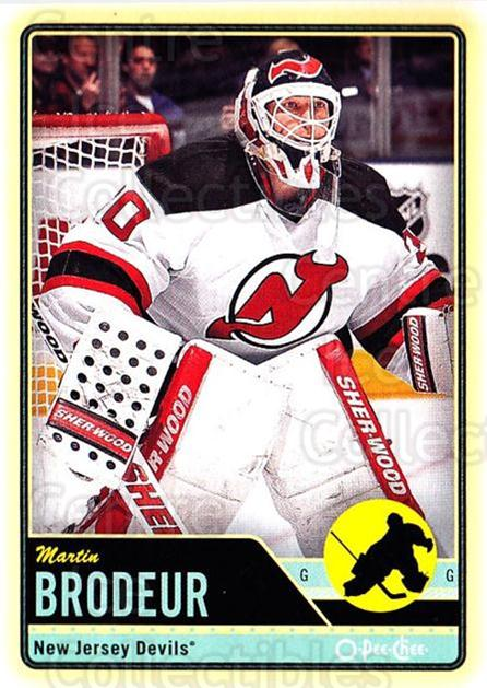2012-13 O-pee-chee #7 Martin Brodeur<br/>1 In Stock - $2.00 each - <a href=https://centericecollectibles.foxycart.com/cart?name=2012-13%20O-pee-chee%20%237%20Martin%20Brodeur...&quantity_max=1&price=$2.00&code=684477 class=foxycart> Buy it now! </a>