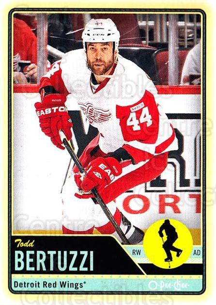 2012-13 O-pee-chee #15 Todd Bertuzzi<br/>1 In Stock - $1.00 each - <a href=https://centericecollectibles.foxycart.com/cart?name=2012-13%20O-pee-chee%20%2315%20Todd%20Bertuzzi...&quantity_max=1&price=$1.00&code=684485 class=foxycart> Buy it now! </a>