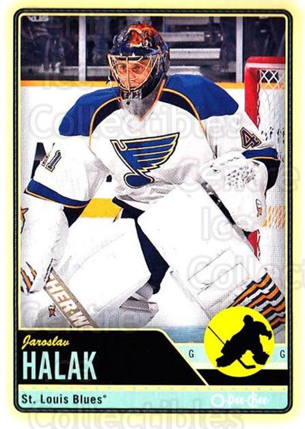 2012-13 O-pee-chee #21 Jaroslav Halak<br/>2 In Stock - $1.00 each - <a href=https://centericecollectibles.foxycart.com/cart?name=2012-13%20O-pee-chee%20%2321%20Jaroslav%20Halak...&quantity_max=2&price=$1.00&code=684491 class=foxycart> Buy it now! </a>