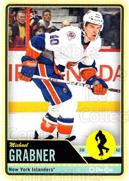 2012-13 O-pee-chee #24 Michael Grabner<br/>2 In Stock - $1.00 each - <a href=https://centericecollectibles.foxycart.com/cart?name=2012-13%20O-pee-chee%20%2324%20Michael%20Grabner...&quantity_max=2&price=$1.00&code=684494 class=foxycart> Buy it now! </a>