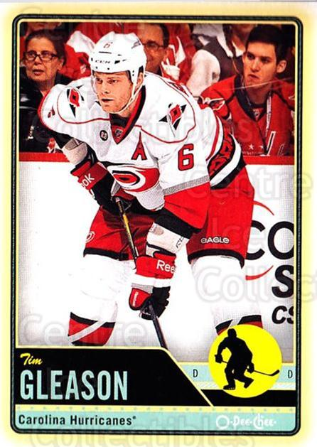 2012-13 O-pee-chee #27 Tim Gleason<br/>2 In Stock - $1.00 each - <a href=https://centericecollectibles.foxycart.com/cart?name=2012-13%20O-pee-chee%20%2327%20Tim%20Gleason...&quantity_max=2&price=$1.00&code=684497 class=foxycart> Buy it now! </a>