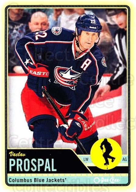2012-13 O-pee-chee #28 Vaclav Prospal<br/>1 In Stock - $1.00 each - <a href=https://centericecollectibles.foxycart.com/cart?name=2012-13%20O-pee-chee%20%2328%20Vaclav%20Prospal...&quantity_max=1&price=$1.00&code=684498 class=foxycart> Buy it now! </a>