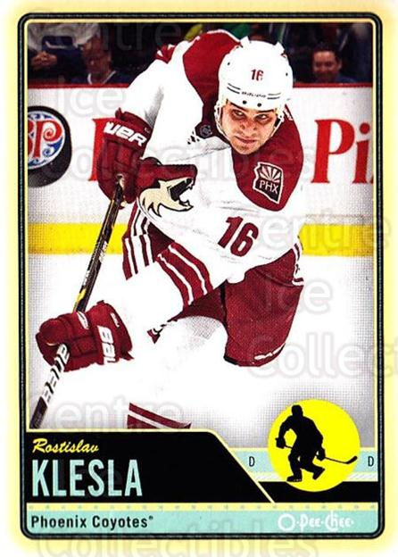 2012-13 O-pee-chee #31 Rostislav Klesla<br/>2 In Stock - $1.00 each - <a href=https://centericecollectibles.foxycart.com/cart?name=2012-13%20O-pee-chee%20%2331%20Rostislav%20Klesl...&quantity_max=2&price=$1.00&code=684501 class=foxycart> Buy it now! </a>