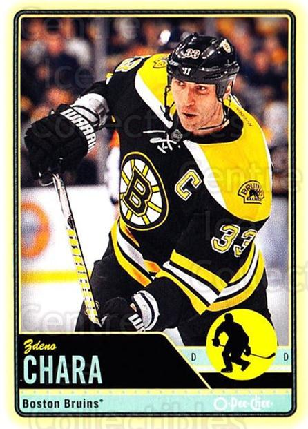 2012-13 O-pee-chee #38 Zdeno Chara<br/>2 In Stock - $1.00 each - <a href=https://centericecollectibles.foxycart.com/cart?name=2012-13%20O-pee-chee%20%2338%20Zdeno%20Chara...&quantity_max=2&price=$1.00&code=684508 class=foxycart> Buy it now! </a>