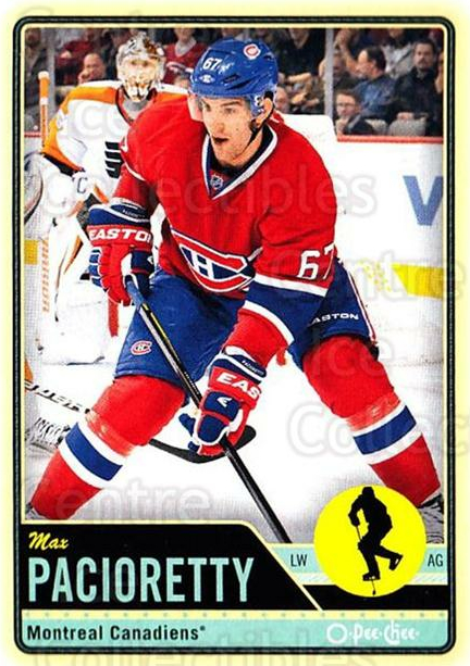 2012-13 O-pee-chee #40 Max Pacioretty<br/>2 In Stock - $1.00 each - <a href=https://centericecollectibles.foxycart.com/cart?name=2012-13%20O-pee-chee%20%2340%20Max%20Pacioretty...&quantity_max=2&price=$1.00&code=684510 class=foxycart> Buy it now! </a>