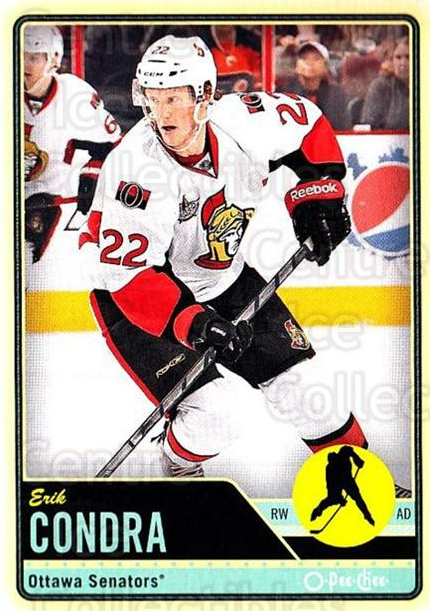 2012-13 O-pee-chee #45 Erik Condra<br/>2 In Stock - $1.00 each - <a href=https://centericecollectibles.foxycart.com/cart?name=2012-13%20O-pee-chee%20%2345%20Erik%20Condra...&quantity_max=2&price=$1.00&code=684515 class=foxycart> Buy it now! </a>
