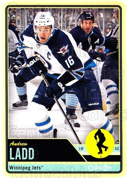 2012-13 O-pee-chee #49 Andrew Ladd<br/>2 In Stock - $1.00 each - <a href=https://centericecollectibles.foxycart.com/cart?name=2012-13%20O-pee-chee%20%2349%20Andrew%20Ladd...&quantity_max=2&price=$1.00&code=684519 class=foxycart> Buy it now! </a>