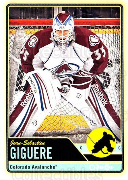 2012-13 O-pee-chee #51 Jean-Sebastien Giguere<br/>2 In Stock - $1.00 each - <a href=https://centericecollectibles.foxycart.com/cart?name=2012-13%20O-pee-chee%20%2351%20Jean-Sebastien%20...&quantity_max=2&price=$1.00&code=684521 class=foxycart> Buy it now! </a>