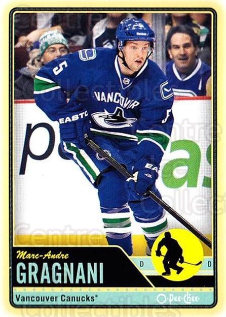 2012-13 O-pee-chee #54 Marc-Andre Gragnani<br/>2 In Stock - $1.00 each - <a href=https://centericecollectibles.foxycart.com/cart?name=2012-13%20O-pee-chee%20%2354%20Marc-Andre%20Grag...&quantity_max=2&price=$1.00&code=684524 class=foxycart> Buy it now! </a>