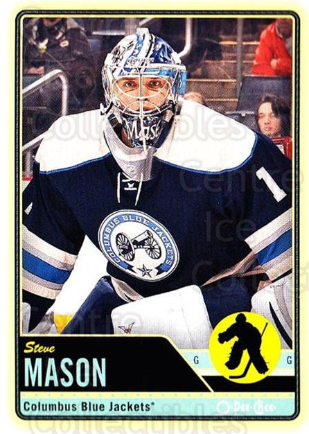 2012-13 O-pee-chee #56 Steve Mason<br/>2 In Stock - $1.00 each - <a href=https://centericecollectibles.foxycart.com/cart?name=2012-13%20O-pee-chee%20%2356%20Steve%20Mason...&quantity_max=2&price=$1.00&code=684526 class=foxycart> Buy it now! </a>