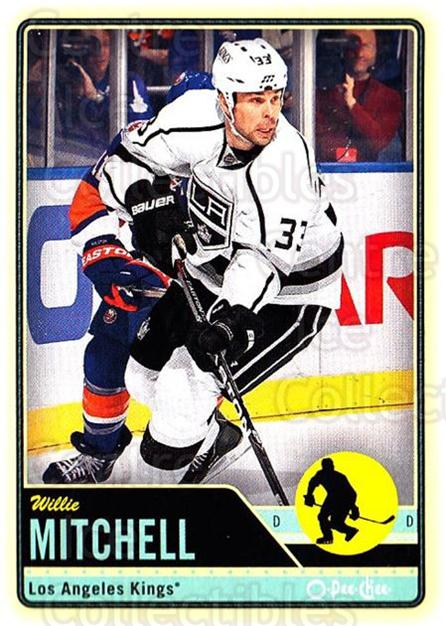 2012-13 O-pee-chee #60 Willie Mitchell<br/>2 In Stock - $1.00 each - <a href=https://centericecollectibles.foxycart.com/cart?name=2012-13%20O-pee-chee%20%2360%20Willie%20Mitchell...&quantity_max=2&price=$1.00&code=684530 class=foxycart> Buy it now! </a>