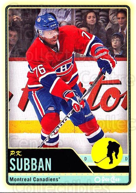2012-13 O-pee-chee #71 PK Subban<br/>2 In Stock - $1.00 each - <a href=https://centericecollectibles.foxycart.com/cart?name=2012-13%20O-pee-chee%20%2371%20PK%20Subban...&quantity_max=2&price=$1.00&code=684541 class=foxycart> Buy it now! </a>