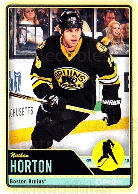 2012-13 O-pee-chee #79 Nathan Horton<br/>1 In Stock - $1.00 each - <a href=https://centericecollectibles.foxycart.com/cart?name=2012-13%20O-pee-chee%20%2379%20Nathan%20Horton...&quantity_max=1&price=$1.00&code=684549 class=foxycart> Buy it now! </a>