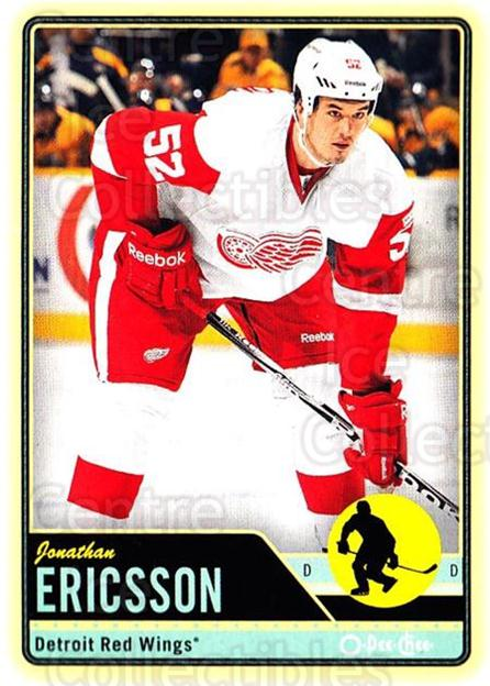 2012-13 O-pee-chee #80 Jonathan Ericsson<br/>2 In Stock - $1.00 each - <a href=https://centericecollectibles.foxycart.com/cart?name=2012-13%20O-pee-chee%20%2380%20Jonathan%20Ericss...&quantity_max=2&price=$1.00&code=684550 class=foxycart> Buy it now! </a>