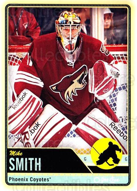 2012-13 O-pee-chee #87 Mike Smith<br/>2 In Stock - $1.00 each - <a href=https://centericecollectibles.foxycart.com/cart?name=2012-13%20O-pee-chee%20%2387%20Mike%20Smith...&quantity_max=2&price=$1.00&code=684557 class=foxycart> Buy it now! </a>