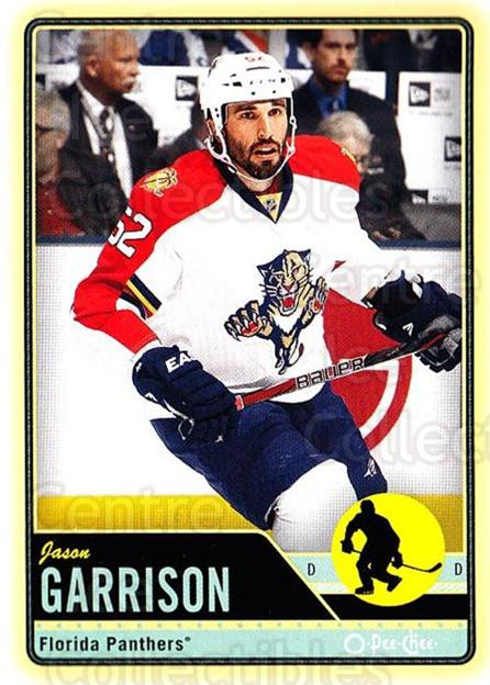 2012-13 O-pee-chee #88 Jason Garrison<br/>1 In Stock - $1.00 each - <a href=https://centericecollectibles.foxycart.com/cart?name=2012-13%20O-pee-chee%20%2388%20Jason%20Garrison...&quantity_max=1&price=$1.00&code=684558 class=foxycart> Buy it now! </a>