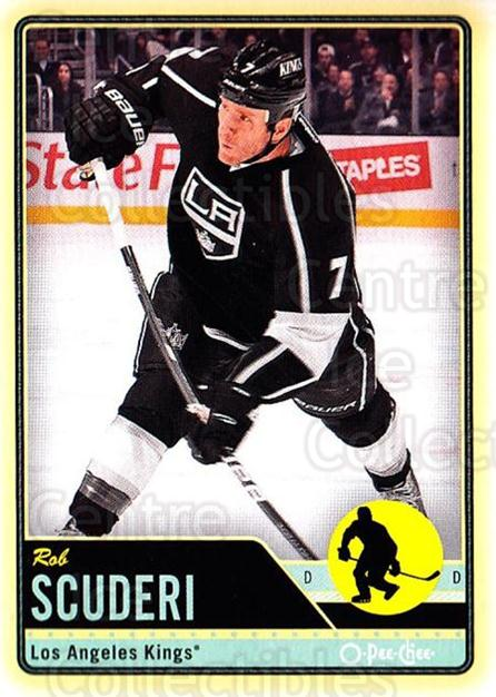 2012-13 O-pee-chee #97 Rob Scuderi<br/>3 In Stock - $1.00 each - <a href=https://centericecollectibles.foxycart.com/cart?name=2012-13%20O-pee-chee%20%2397%20Rob%20Scuderi...&quantity_max=3&price=$1.00&code=684567 class=foxycart> Buy it now! </a>