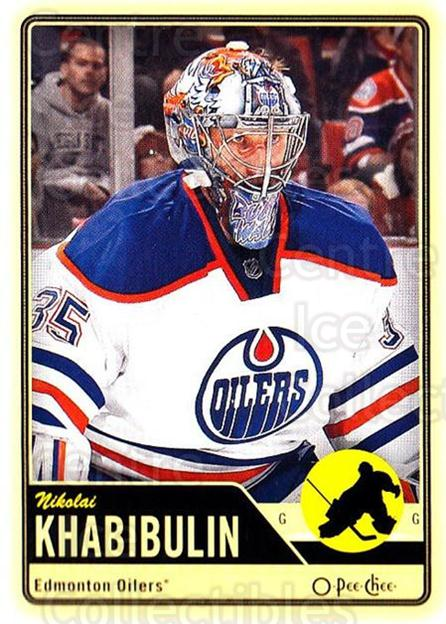 2012-13 O-pee-chee #101 Nikolai Khabibulin<br/>2 In Stock - $1.00 each - <a href=https://centericecollectibles.foxycart.com/cart?name=2012-13%20O-pee-chee%20%23101%20Nikolai%20Khabibu...&quantity_max=2&price=$1.00&code=684571 class=foxycart> Buy it now! </a>