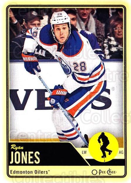 2012-13 O-pee-chee #109 Ryan Jones<br/>2 In Stock - $1.00 each - <a href=https://centericecollectibles.foxycart.com/cart?name=2012-13%20O-pee-chee%20%23109%20Ryan%20Jones...&quantity_max=2&price=$1.00&code=684579 class=foxycart> Buy it now! </a>