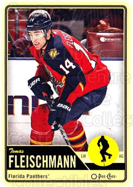 2012-13 O-pee-chee #112 Tomas Fleischmann<br/>3 In Stock - $1.00 each - <a href=https://centericecollectibles.foxycart.com/cart?name=2012-13%20O-pee-chee%20%23112%20Tomas%20Fleischma...&quantity_max=3&price=$1.00&code=684582 class=foxycart> Buy it now! </a>