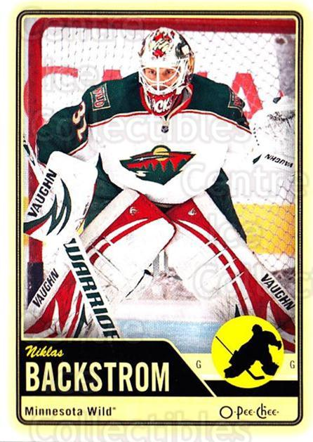 2012-13 O-pee-chee #116 Niklas Backstrom<br/>3 In Stock - $1.00 each - <a href=https://centericecollectibles.foxycart.com/cart?name=2012-13%20O-pee-chee%20%23116%20Niklas%20Backstro...&quantity_max=3&price=$1.00&code=684586 class=foxycart> Buy it now! </a>