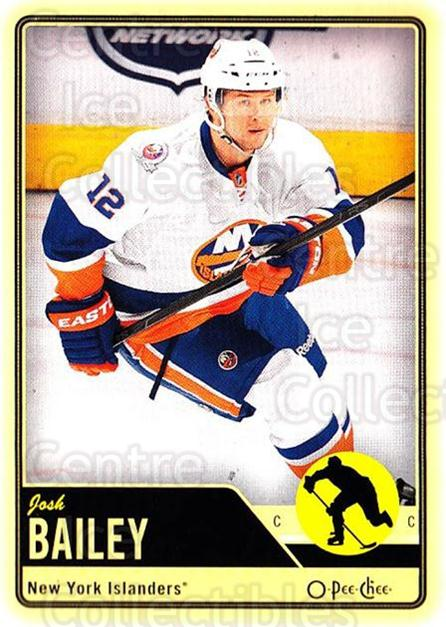 2012-13 O-pee-chee #125 Josh Bailey<br/>3 In Stock - $1.00 each - <a href=https://centericecollectibles.foxycart.com/cart?name=2012-13%20O-pee-chee%20%23125%20Josh%20Bailey...&quantity_max=3&price=$1.00&code=684595 class=foxycart> Buy it now! </a>