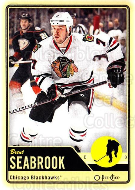 2012-13 O-pee-chee #131 Brent Seabrook<br/>2 In Stock - $1.00 each - <a href=https://centericecollectibles.foxycart.com/cart?name=2012-13%20O-pee-chee%20%23131%20Brent%20Seabrook...&quantity_max=2&price=$1.00&code=684601 class=foxycart> Buy it now! </a>