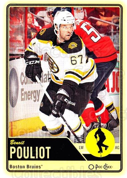 2012-13 O-pee-chee #136 Benoit Pouliot<br/>3 In Stock - $1.00 each - <a href=https://centericecollectibles.foxycart.com/cart?name=2012-13%20O-pee-chee%20%23136%20Benoit%20Pouliot...&quantity_max=3&price=$1.00&code=684606 class=foxycart> Buy it now! </a>