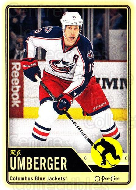 2012-13 O-pee-chee #139 RJ Umberger<br/>3 In Stock - $1.00 each - <a href=https://centericecollectibles.foxycart.com/cart?name=2012-13%20O-pee-chee%20%23139%20RJ%20Umberger...&quantity_max=3&price=$1.00&code=684609 class=foxycart> Buy it now! </a>