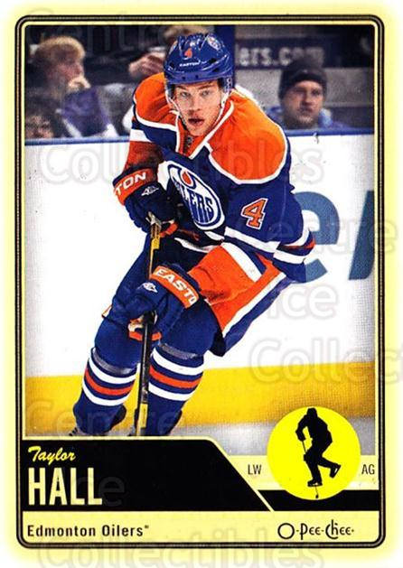 2012-13 O-pee-chee #140 Taylor Hall<br/>2 In Stock - $1.00 each - <a href=https://centericecollectibles.foxycart.com/cart?name=2012-13%20O-pee-chee%20%23140%20Taylor%20Hall...&quantity_max=2&price=$1.00&code=684610 class=foxycart> Buy it now! </a>