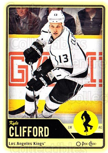 2012-13 O-pee-chee #144 Kyle Clifford<br/>3 In Stock - $1.00 each - <a href=https://centericecollectibles.foxycart.com/cart?name=2012-13%20O-pee-chee%20%23144%20Kyle%20Clifford...&quantity_max=3&price=$1.00&code=684614 class=foxycart> Buy it now! </a>