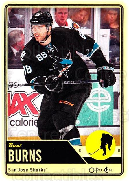 2012-13 O-pee-chee #146 Brent Burns<br/>3 In Stock - $1.00 each - <a href=https://centericecollectibles.foxycart.com/cart?name=2012-13%20O-pee-chee%20%23146%20Brent%20Burns...&quantity_max=3&price=$1.00&code=684616 class=foxycart> Buy it now! </a>