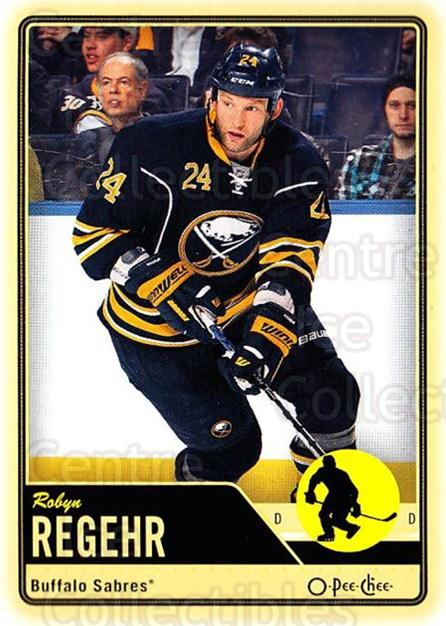 2012-13 O-pee-chee #148 Robyn Regehr<br/>2 In Stock - $1.00 each - <a href=https://centericecollectibles.foxycart.com/cart?name=2012-13%20O-pee-chee%20%23148%20Robyn%20Regehr...&quantity_max=2&price=$1.00&code=684618 class=foxycart> Buy it now! </a>